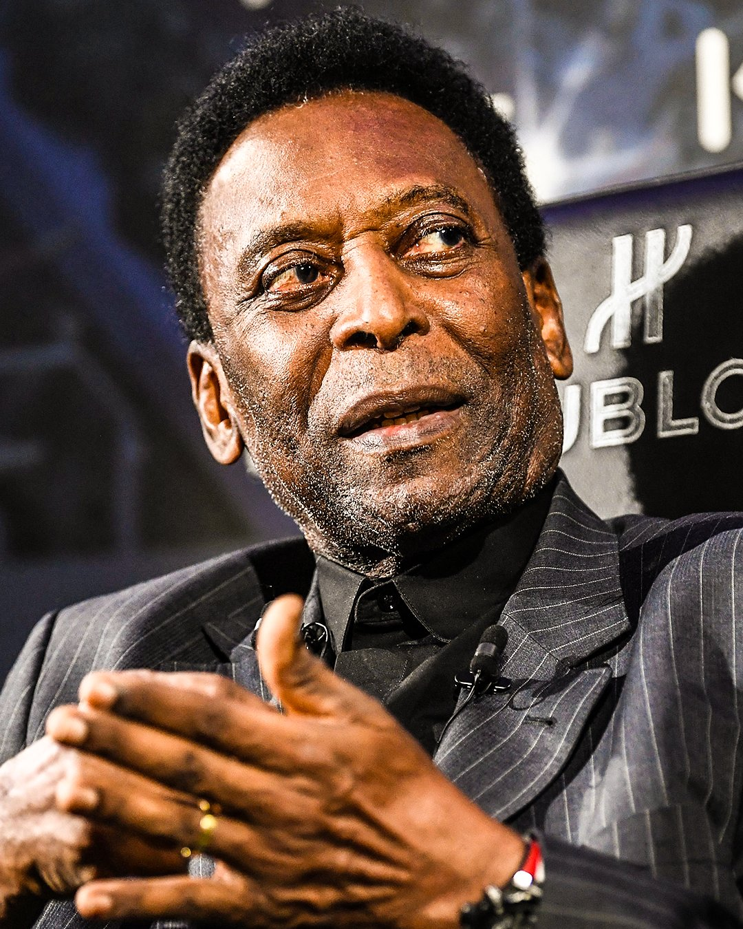Pele readmitted to Intensive Care after being discharged earlier this week