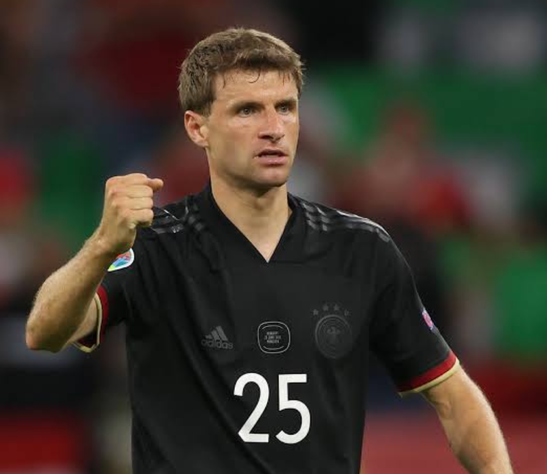 Thomas Muller reveals why German players don't win the Ballon d'OR